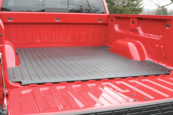 TrailFX Rubber Truck Bed Mat - Colorado