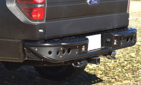 Addictive Desert Designs Offroad Rear Bumper Dealer and Installer - Longmont