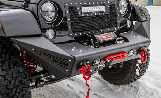 Addictive Desert Designs Offroad Front Bumper Dealer and Installer - Loveland