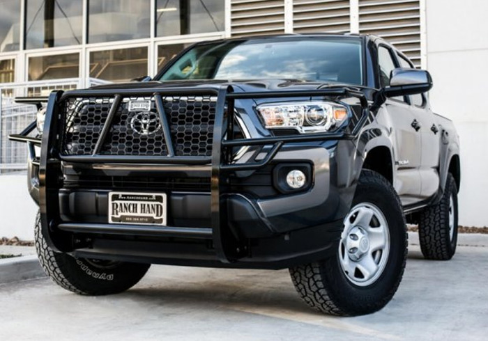 Ranch Hand Toyota Truck Grille Guard Dealer and Installer - Longmont