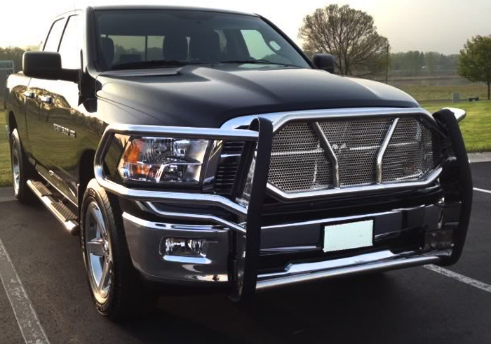 Westin HDX Stainless Truck Grille Guard Dealer and Installer - Fort Collins
