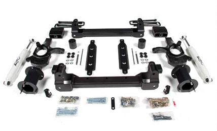 Zone Offroad Truck Suspension Lift Kits - Loveland