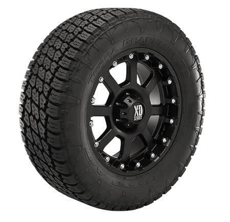 Nitto Terra Grappler G2 Tires in Fort Collins, Loveland, Longmont, Colorado