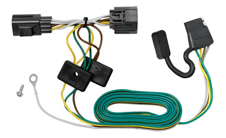 Trailer Hitch Wiring Harness Installation - Fort Collins, Loveland, Longmont, Colorado