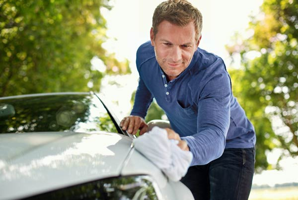 Car Care for Clear Bra Paint - Colorado