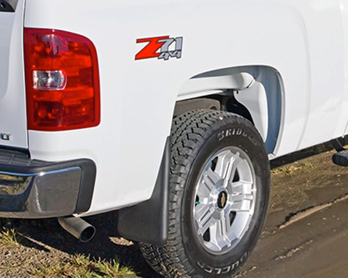DeeZee Molded Composite Mud Flap Installer - Loveland