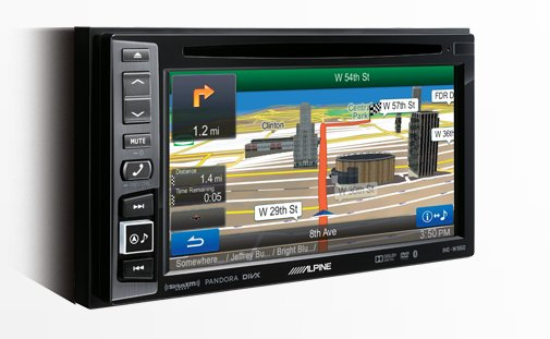 Alpine INE-NAV60 Navigation Installer - Colorado
