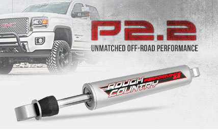 Rough Country Offroad Truck N2.2 Performance Shocks - Fort Collins