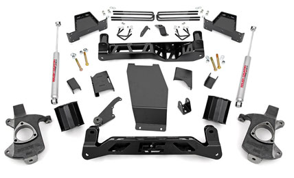 Rough Country Offroad Truck Suspension Lift Kits - Loveland