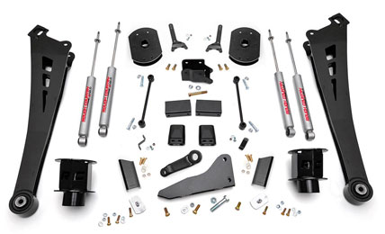 Rough Country Offroad Truck Suspension Leveling Kits - Longmont