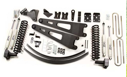 Zone Offroad Truck Suspension Lift Kits - Longmont