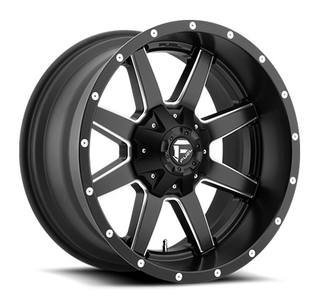 Fuel Offroad Truck Wheels in Fort Collins, Loveland, Longmont, Colorado
