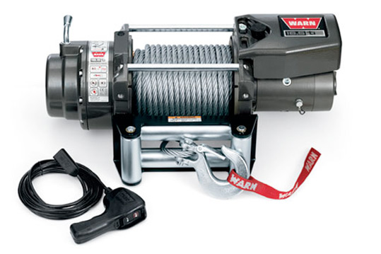 Warn 16.5ti Offroad Winch Dealer and Installer - Fort Collins