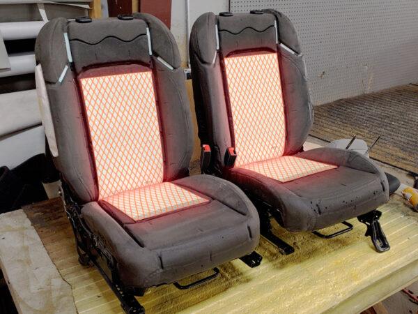 Aftermarket Car Heated Seat Installation
